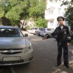 Разрешена ли парковка на тротуаре, во дворе жилого дома и на местах для инвалидов
