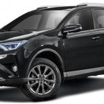 Технические характеристики Toyota Rav4